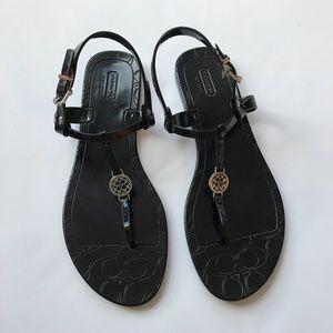 b7d743805603 Coach Shoes - ❗  15 SALE❗  Coach  Pansy Jelly Sandals